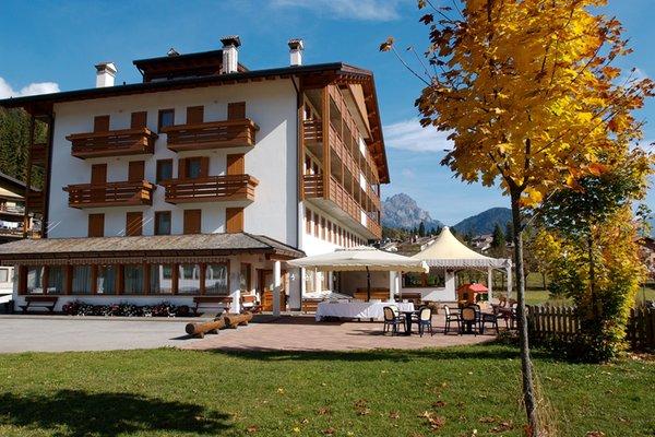 Foto esterno in estate Sport Hotel Cristal