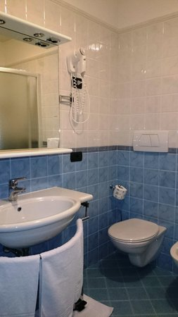 Photo of the bathroom Sport Hotel Cristal