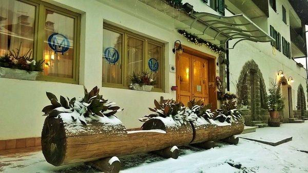 Foto invernale di presentazione Orsa Maggiore - Hotel + Residence 3 stelle
