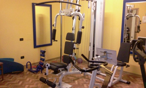 Photo of the fitness area Hotel + Residence Orsa Maggiore