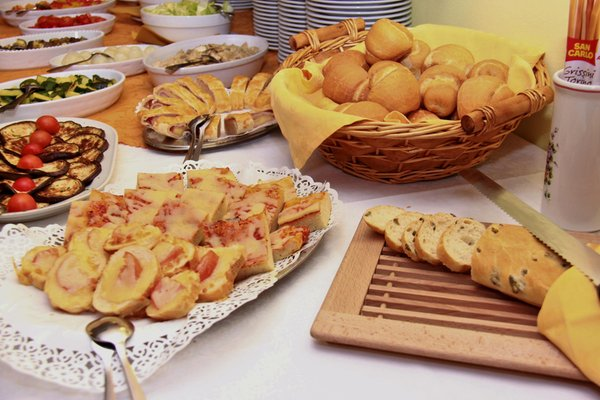 The breakfast Orsa Maggiore - Hotel + Residence 3 stars