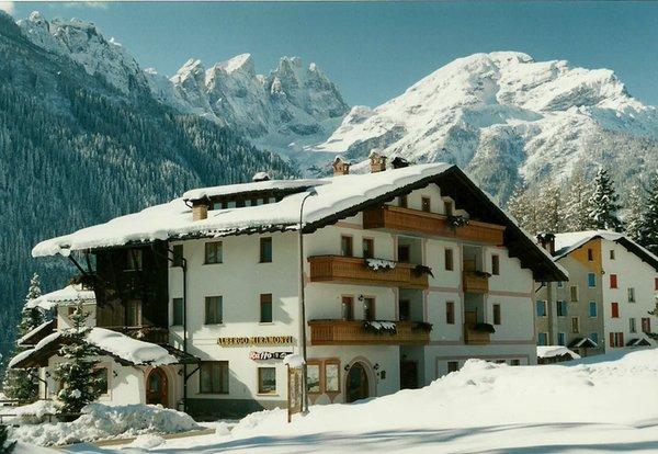 Foto invernale di presentazione Miramonti - Hotel 3 stelle