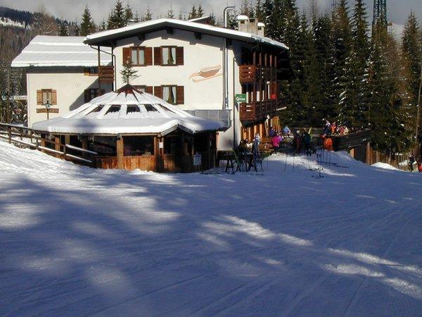 Foto invernale di presentazione Dolomiti - Hotel 2 stelle