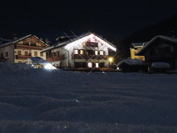 Foto invernale di presentazione Ombrettola - Hotel 2 stelle