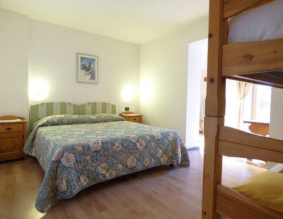 Foto della camera Rifugio con camere Flora Alpina