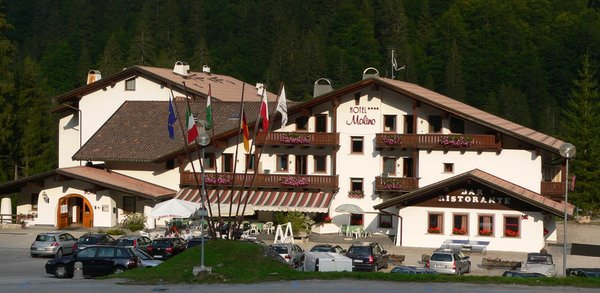 Summer presentation photo Molino - Hotel 4 stars