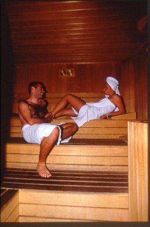 Photo of the sauna Falcade