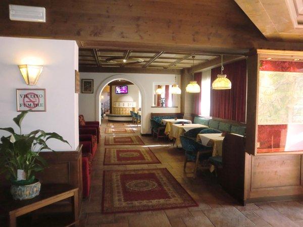 The common areas Hotel Molino