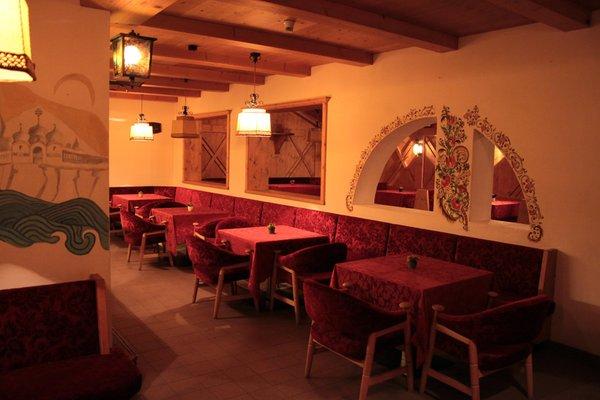 The restaurant Falcade Molino