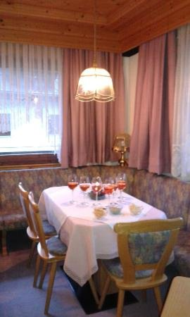 The restaurant Falcade - Caviola Valdan
