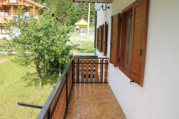 Foto del balcone Borgate tra le Malghe