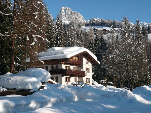 Foto invernale di presentazione Borgate tra le Malghe - Appartamenti