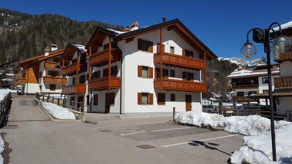 Foto invernale di presentazione Villa Elisa - Appartamenti seconda categoria