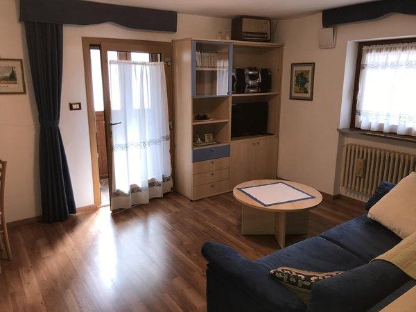 Der Wohnraum Ferienwohnung Pradel Micaela