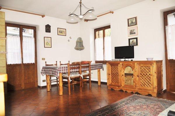 The living area Apartments Trucchi Alberto