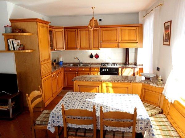 Foto della cucina Abete Rosso