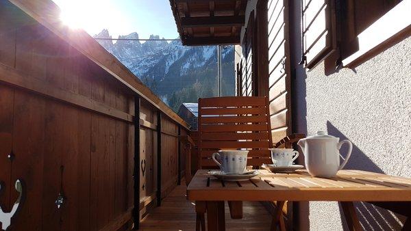 Foto del balcone Abete Rosso
