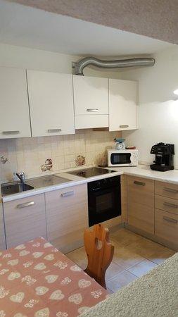 The living area Apartments Scardanzan Loredana