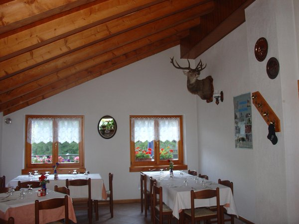 Das Restaurant Lanzada (Sondrio - Valmalenco) Poschiavino