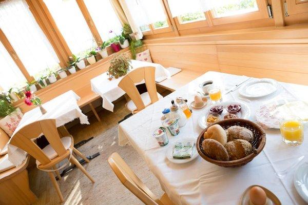 La colazione Engethal - Camere + Appartamenti