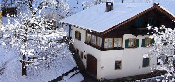 Foto invernale di presentazione Engethal - Camere + Appartamenti