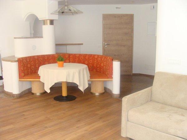 La zona giorno Brunello - Residence 3 stelle sup.