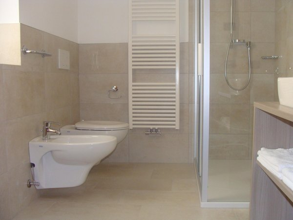 Foto del bagno Residence Brunello