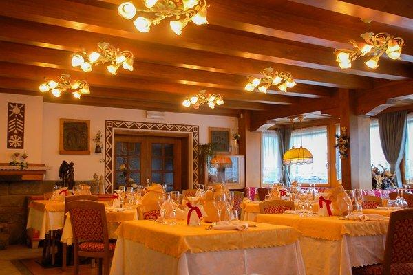 Il ristorante San Martino di Castrozza Natur Garnì Alpino