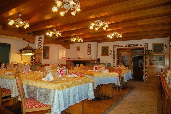 The restaurant San Martino di Castrozza Natur Garnì Alpino