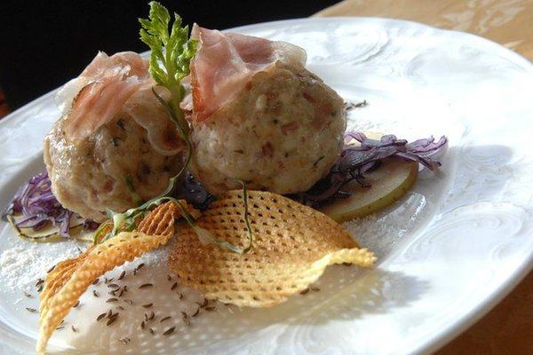 Ricette e proposte gourmet Natur Garnì Alpino