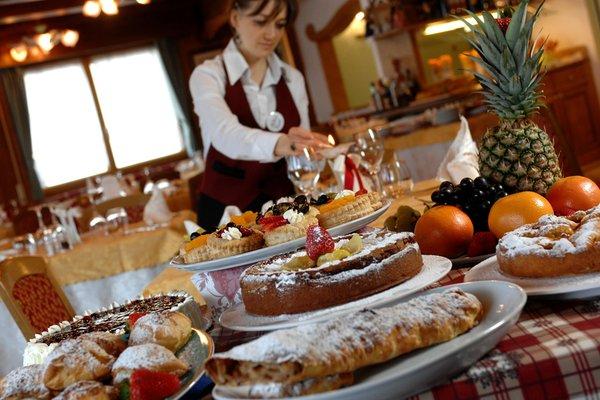 The breakfast Natur Garnì Alpino