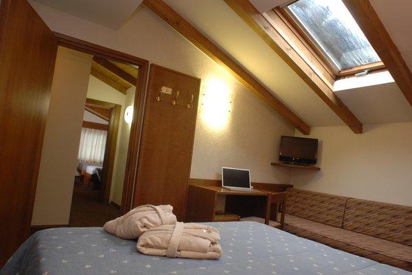 Foto della camera Natur Garnì Alpino