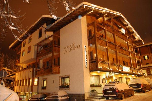 Winter presentation photo Natur Garnì Alpino