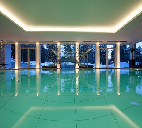 La piscina Hotel Sayonara