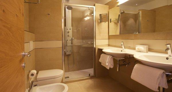 Foto del bagno Hotel Sayonara