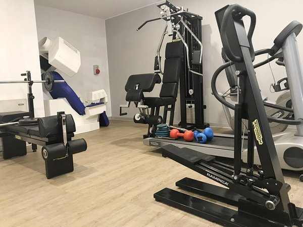 Photo of the fitness area Hotel + Residence Colfosco