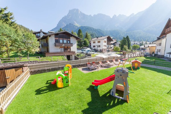 Photo of the garden San Martino di Castrozza