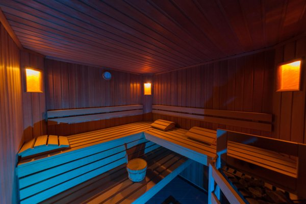 Photo of the sauna San Martino di Castrozza