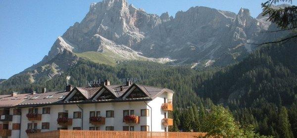 Foto estiva di presentazione Hotel Europa