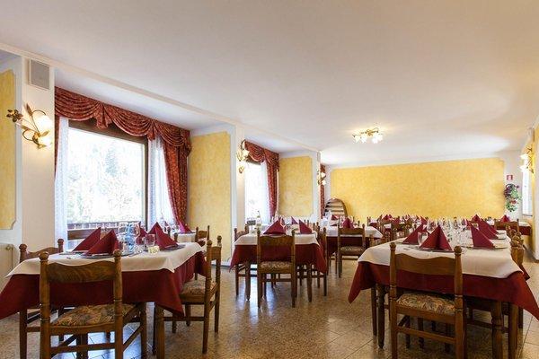 Il ristorante San Martino di Castrozza Europa