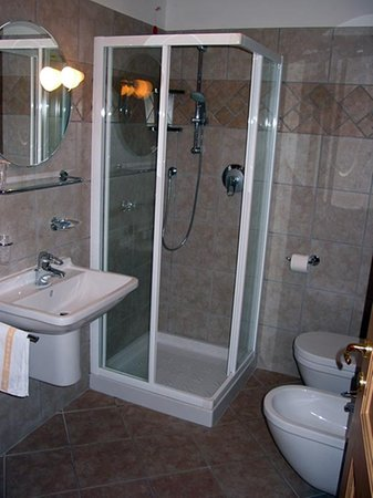 Photo of the bathroom Park Hotel Miramonti