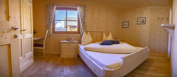 Foto della camera Appartamenti in agriturismo Moarlhof