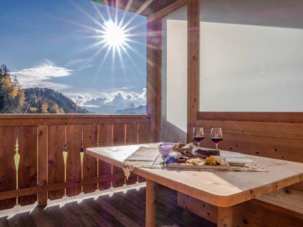Foto del balcone Moarlhof