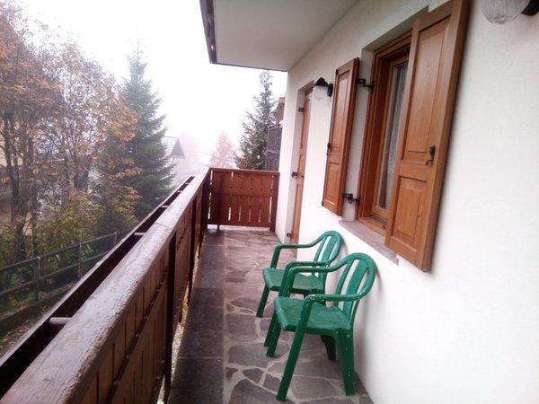 Foto del balcone Orler Marisa