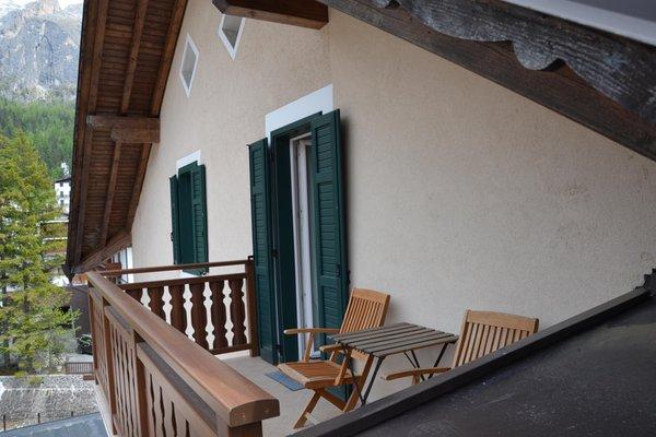 Foto del balcone Villa Tisot