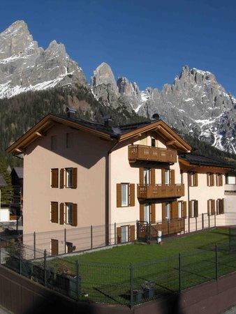 Foto estiva di presentazione Appartamenti Villa Lucia