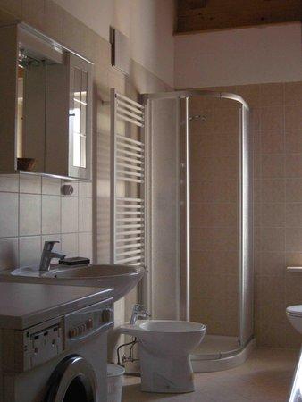 Foto del bagno Appartamenti Villa Lucia