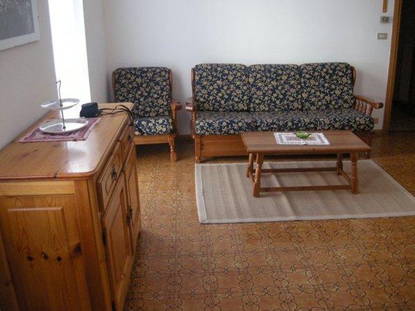 La zona giorno Appartamenti Villa Lucia