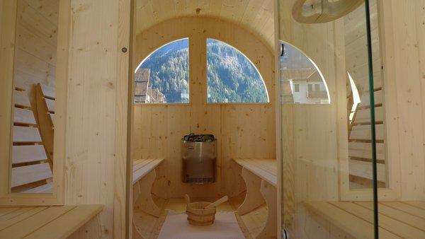 Foto della sauna San Martino di Castrozza