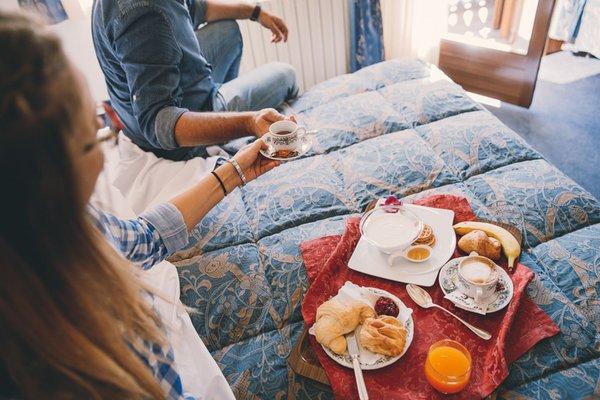 La colazione Hotel Centrale